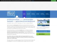 Flixx.nl - Web & Vormgeving - Uw website specialist!