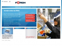 Foerch.nl - Homepage - FÖRCH Nederland