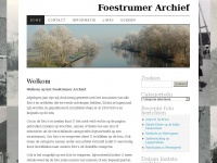 foestrumerarchief.nl