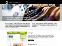 Folder Kortingen | alle folder actie kortingen en kortingscodes op een rijtje