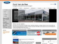 Ford-vanderee.nl - Ford dealer van de Ree - Bergen op Zoom, Oostburg, Roosendaal