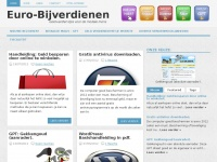Euro-Bijverdienen: Geld op internet verdienen