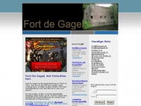 FORTDEGAGEL.NL | Fort de Gagel, Waterlinieroute