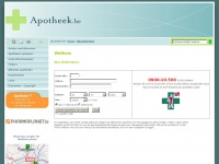 apotheek.be