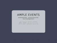 ample-events.nl