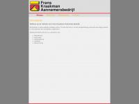 Frans Kraakman Aannemersbedrijf - Zuidoostbeemster