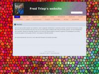 De persoonlijke website van Fred Triep- startpage
