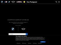 Welkom bij Van Poelgeest - uw BMW en MINI dealer