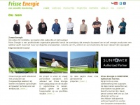 Home | Frisse Energie