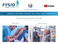 Fysiotherapie, Sport en Training in Amersfoort Maarssen Zeist