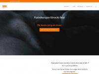 Fysiotherapie Utrecht Oost - Gezondheid, Beweging en Sport in Utrecht