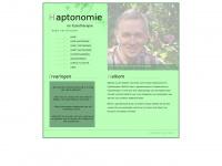 Fysiotherapie-vanpruissen.nl - Geert van Pruissen Fysiotherapie en Haptonomie