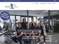 Fysiotherapie-ruesink.nl - Welkom | Fysiotherapie Ruesink