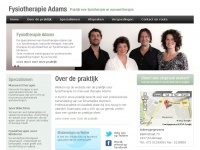 fysiotherapieadams.nl