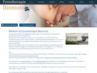 Fysiotherapiebiemond.nl - Fysiotherapie Biemond, Hoofddorp / Sassenheim :: Welkom