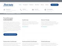 Fysiotherapie in Leeuwarden? Maak een afspraak bij First Fysio