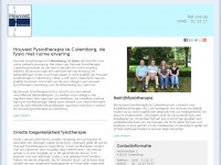 Fysiotherapieculemborg.nl - Home | Behandelingen | Fysiotherapie Houvast in Culemborg