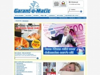 Garant-o-matic.nl - Domeinregistratie, Webhosting, SSL Certificaten, Spam & Virus Firewall, Hosted Exchange - QDC Internetservices