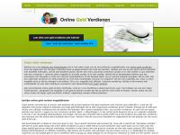 Online Geld Verdienen | Geld verdienen met internet