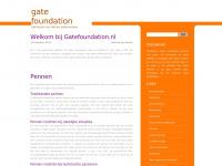 Gatefoundation.nl - Gate Foundation
