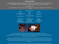 Themafeesten & Catering Amusementsgids voor uw Bedrijfsfeest, Bruiloft, Personeelsfeest of Huwelijk