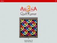 An3nA Creatief Draadwerk - Uw specialist in patchwork, quilten en machinaal borduren.