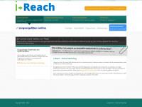 i-Reach B.V. | Website Ontwikkeling | Portfolio