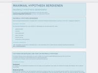 maximaalhypotheekberekenen.nl