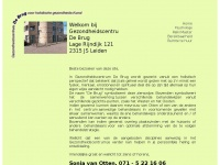 Gcdebrug.nl - Active 24 - Powerful hosting, surprisingly easy