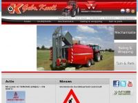 Gebr. Knoll - Mechanisatie / Baling & Wrapping / Tuin & Park