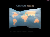 Gekleurdnaakt.nl - Gekleurd Naakt - Stijlvolle bodypainting die in het oog springt