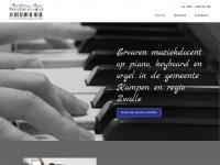 Gelderman-muziek.nl - Ervaren keyboard-, orgel- en pianoleraar in gemeente Kampen en regio Zwolle