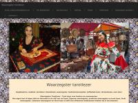 Waarzegster Tarotlezer - Tarot lezer voor feesten en evenementen.