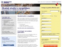 geluidsstudios.nl