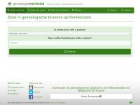 genealogiewerkbalk.nl