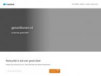 Gerardtonen.nl - Gerard Tonen | Fotograaf en schrijver