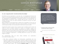 Gerco Rietveld - Strategist