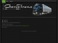 Gercotrans.nl - GercoTrans