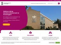 Gereformeerdekerkkockengen.nl - Gereformeerde Kerk Kockengen