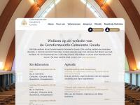 Gergemgouda.nl - Gereformeerde Gemeente | Gouda