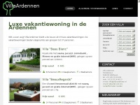 luxevilla-ardennen.nl