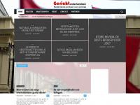 Gerichtonderhandelen.nl - Gericht onderhandelen | Nederlands portaal voor politieke onderhandeling, vraagstukken over recht & maatschappij