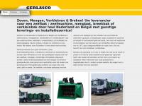 Gerlasco.nl - Verkoop en Verhuur van GCB breekbakken en ALLU zeefbakken