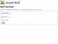 Gernaat.nl - Site is Down