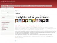 geschiedenisanekdotes.nl