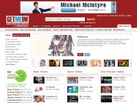 Getmein.com - Buy & Sell Tickets | Concerts, Festivals, Sports & Theatre Events | GETMEIN!