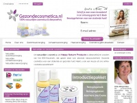 gezondecosmetica.nl