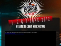 A Rocket Ride To Gideon Music Festival