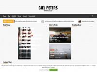 Giel Peters - Informatie blog