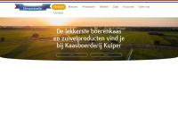 Startpagina -  De lekkerste boerenkaas en zuivelproducten vind u bij Kaasboerderij Kuiper
